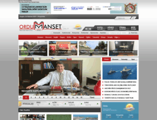 ordumanset.net screenshot
