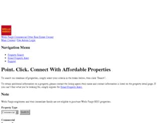 ore.wf.com screenshot