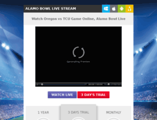oregonfootballlive.com screenshot