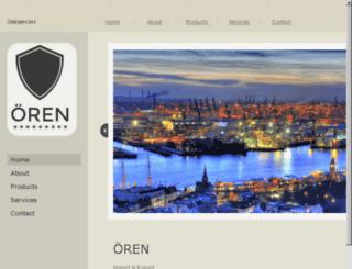orenport.com screenshot