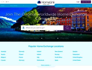 org.homelink.org screenshot