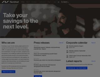 org.nordnet.se screenshot