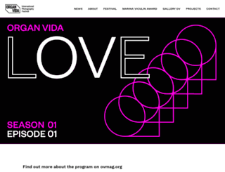 organvida.com screenshot