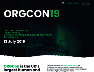 orgcon.openrightsgroup.org screenshot