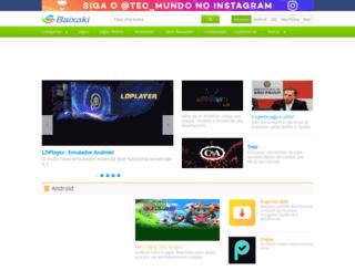 origin.baixaki.com.br screenshot