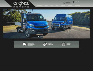 originalmotors.az screenshot