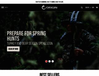 originbjj.com screenshot