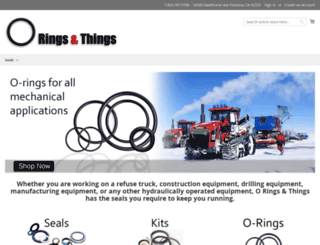 oringsandthings.com screenshot