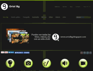 oriolbg.hol.es screenshot