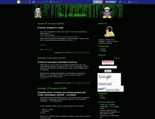 orion220.blogcindario.com screenshot