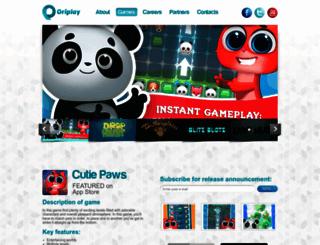 oriplay.com screenshot
