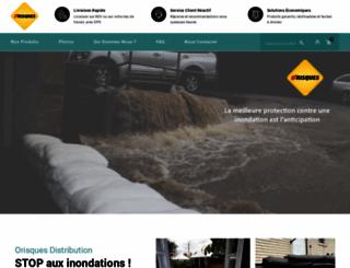 orisques.com screenshot