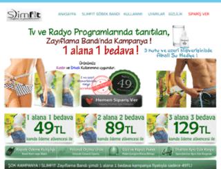 orjinalzayiflamabandi.com screenshot