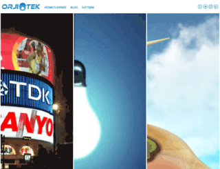 orjitek.com screenshot