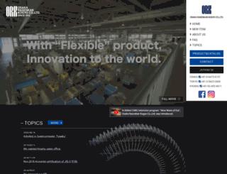 ork-flex.com screenshot