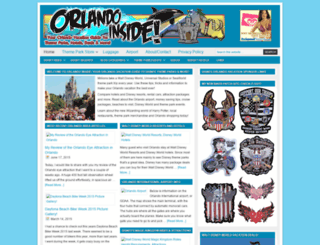 orlandoinside.com screenshot