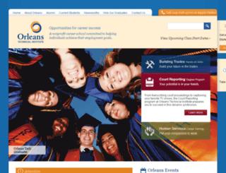 orleans.paragraphinc.com screenshot