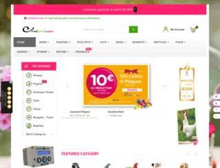 ornibird.com screenshot