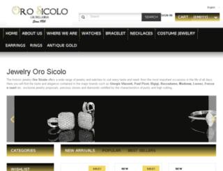 orosicolo.it screenshot