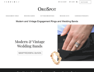 orospot.com screenshot