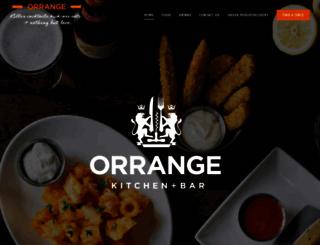 orrange.com screenshot
