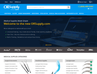 orsupply.com screenshot