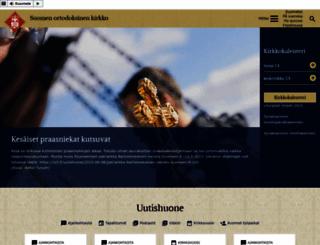 ort.fi screenshot