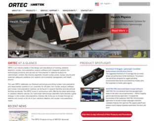 ortec-online.com screenshot