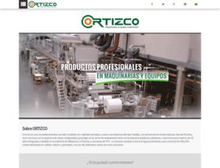 ortizco.cl screenshot