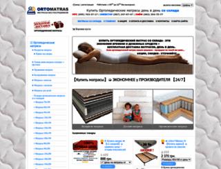 ortomatras.com screenshot