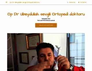 ortopedidoktorum.com screenshot