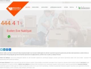 orucoglunakliyat.com.tr screenshot