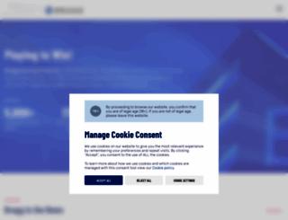 oryxgaming.com screenshot