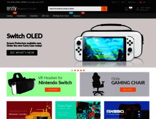 orzly.com screenshot