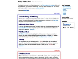 os.phil-opp.com screenshot