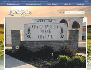 osagecity.org screenshot