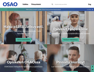 osao.fi screenshot
