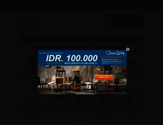 oscarliving.co.id screenshot