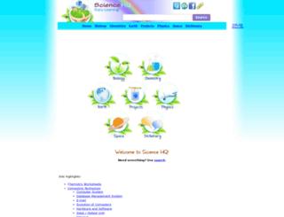 oscience.info screenshot