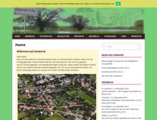 osendorf.de screenshot