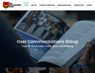 oser.com screenshot