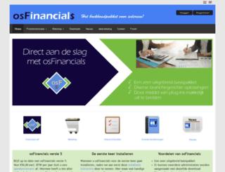 osf-boekhoudpakket-administratie.nl screenshot
