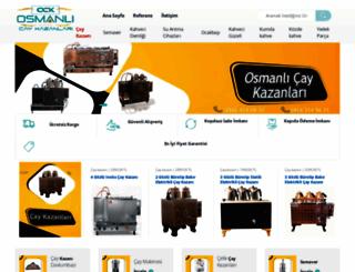 osmanlicaykazanlari.com screenshot