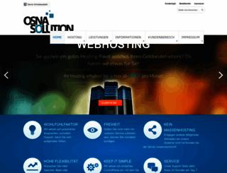 osna-solution.de screenshot