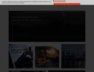 osram.fr screenshot