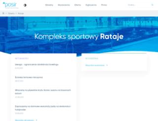 osrodekrataje.poznan.pl screenshot