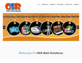 osrwebsolutions.com screenshot