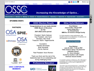 ossc.org screenshot