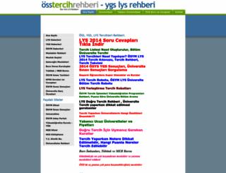 osstercihrehberi.com screenshot
