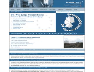 ost-europa.de screenshot